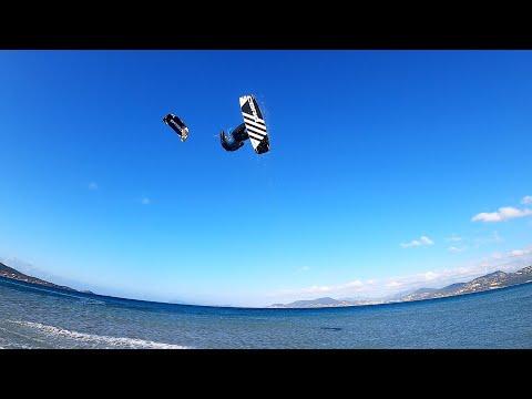 Almanarre   Kitesurf Offshore - Un air de paradis