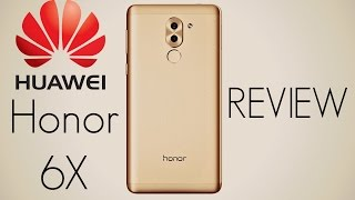 Huawei Honor 6X Review - A Solid Offering for $250