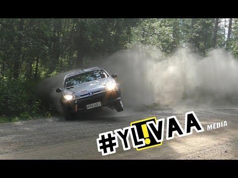 Lieksa Ralli 2019   Action Highlights [YL!VAA Media]