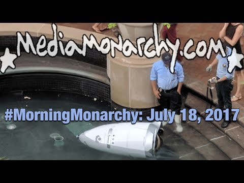 Smith's Suicide & Kaspersky's Contracts on #MorningMonarchy: #July18, 2017