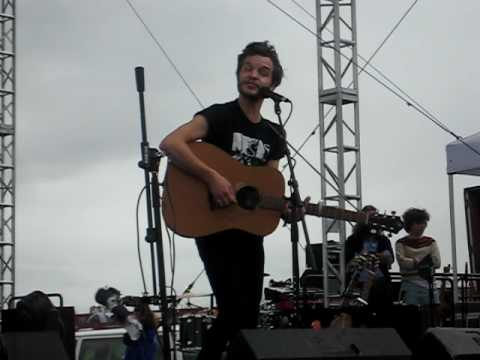 The Tallest Man On Earth At Sasquatch 2010 Youtube