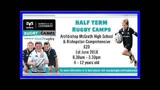 Breaking News   Outreach Rugby Camps return