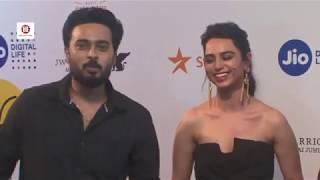 Ranbir Kapoor, Alia Bhatt & Karan Johar at Jio MAMI Movie Mela 2017