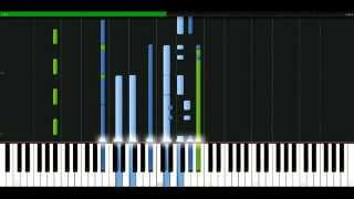 Beach Boys - Good vibrations [Piano Tutorial] Synthesia | passkeypiano