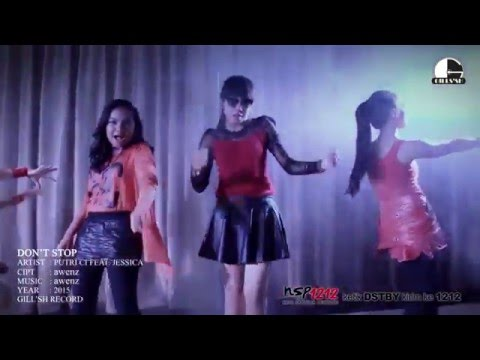 Putri Ci | Jessica | Don't Stop | Official Music Video