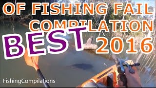 Best of Fishing Fail Compilation 2016