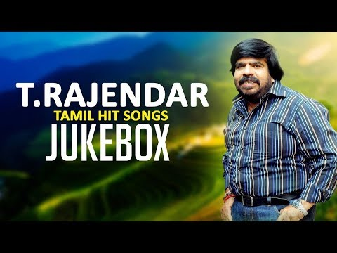 Birthday Special T Rajendar Tamil Hit Songs Jukebox T Rajendar Tamil Old Songs Youtube