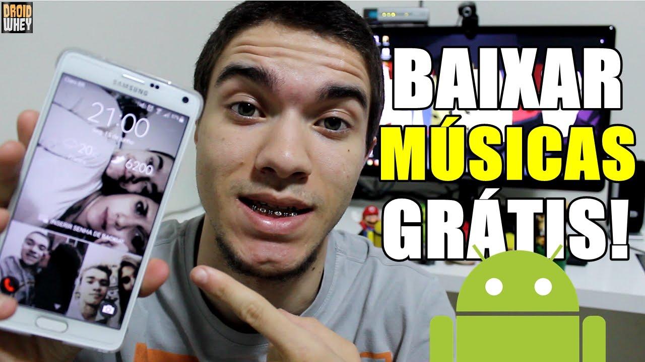 Baixar Músicas Grátis No Android Youtube