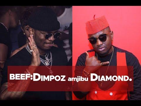 BEEF: Dimpoz Apost Picha Na Mama Diamond Na Kutuma Salamu Kwa Diamond