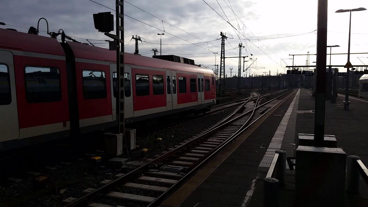 S11 Richtung Bergisch Gladbach