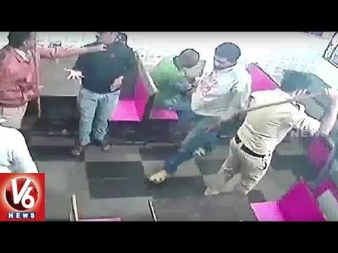 Bangalore City Police Warns Late Night Romeos | Crime Control | V6 News