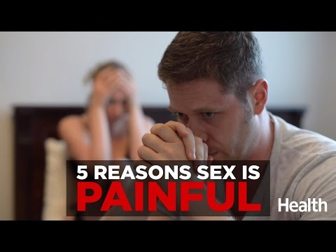 5 Reasons Sex Is Painful | Health