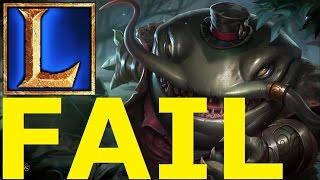 FUNNY PLAYS - League of Legends