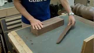 Pedestal Extension Table Part 4