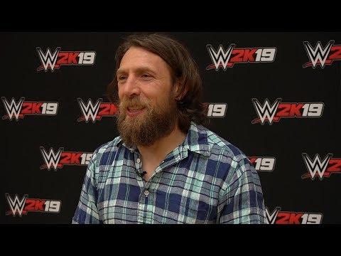 Daniel Bryan Candid Interview : On WWE...