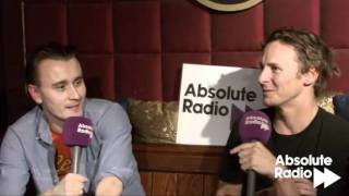 Ben Howard interview with Absolute Radio's Pete Donaldson