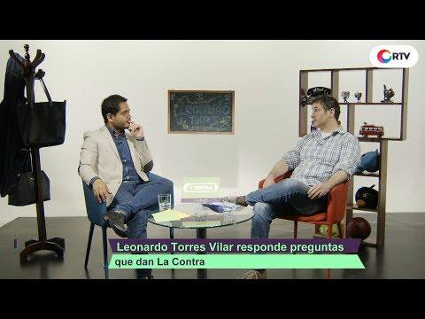 Leonardo Torres en La Contra