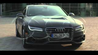 audi a9 self driving car test hd 2016