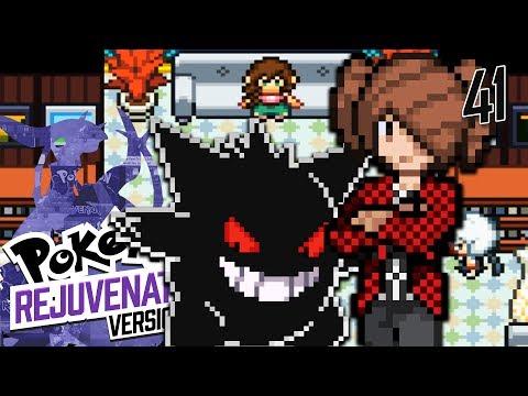 Pokémon Rejuvenation Fan Game - Episode 41 | THE SHADY CITY! Gameplay Walkthrough