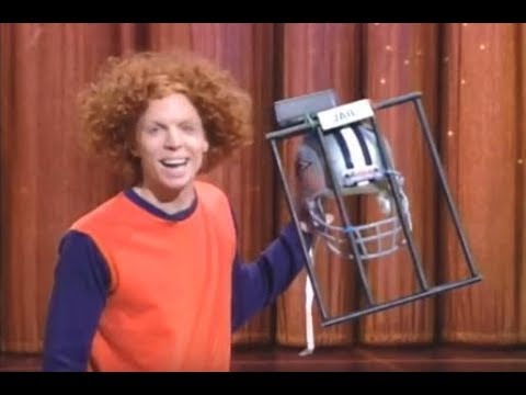 Carrot Top & His Box of Mysteries (1996) - MDA Telethon
