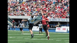 AUDL Walk-Off Buzzer Beater Highlights