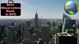 Best Skyscraper Observation Deck in New York City | Top of the Rock, Empire State, or One World?