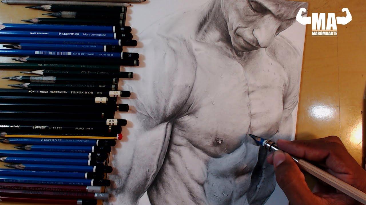 Desenhando Frank Medrano