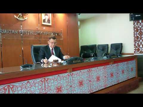 Ketua Panwaslu Nganjuk Diperiksa DKPP - Nganjuk / Anjukzone