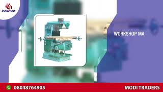 Industrial Machines Wholesale Trader
