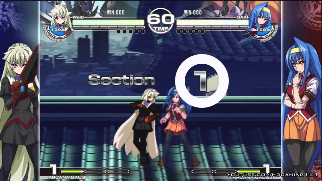 Fighting Games For Xbox 360 : Hd arcana heart xbox japanese fighting game quick