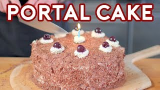 Binging With Babish: The Cake From Portal