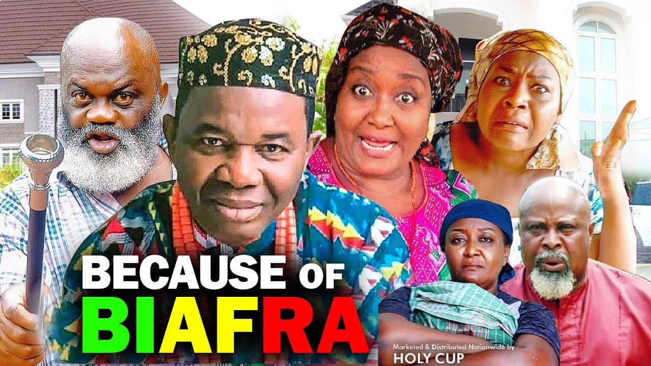 Download BECAUSE OF BIAFRA 1&2 (Chinwetalu Agu new movie) Don Brymo, Ebele Okaro, Harry B LATEST FULL MOVIE