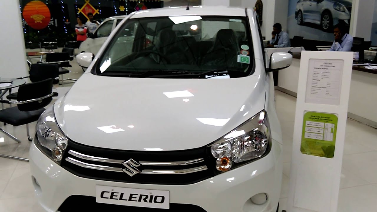 Maruti Suzuki Celerio Zdi Model Wonder Car Showroom Pimpri