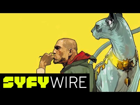Saga Comic Book Writer Brian K Vaughan - Writer Interview | SYFY WIRE