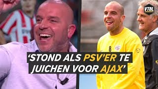 VTBL gemist? Andy van der Meijde juichte als PSV'er stiekem voor Ajax