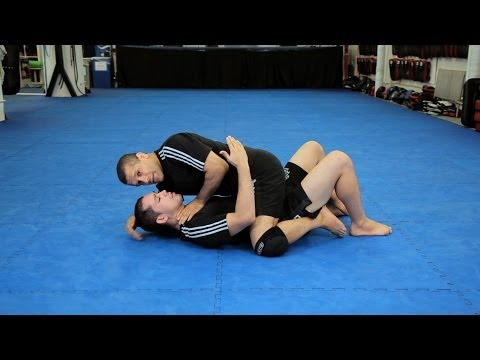 How to Do a Copacabana Choke from Mount | MMA Submissions