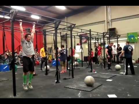 Reebok CrossFit Brussels throwdown 2012 Wod 3 : the big FINAL !