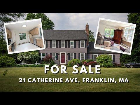 22 Catherine Ave Franklin MA Warren Reynolds