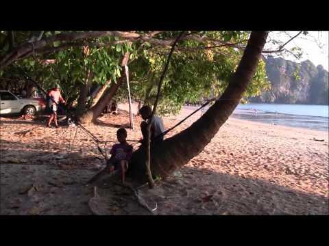 Ao Nang & The Phi Phi Islands, Krabi Thailand