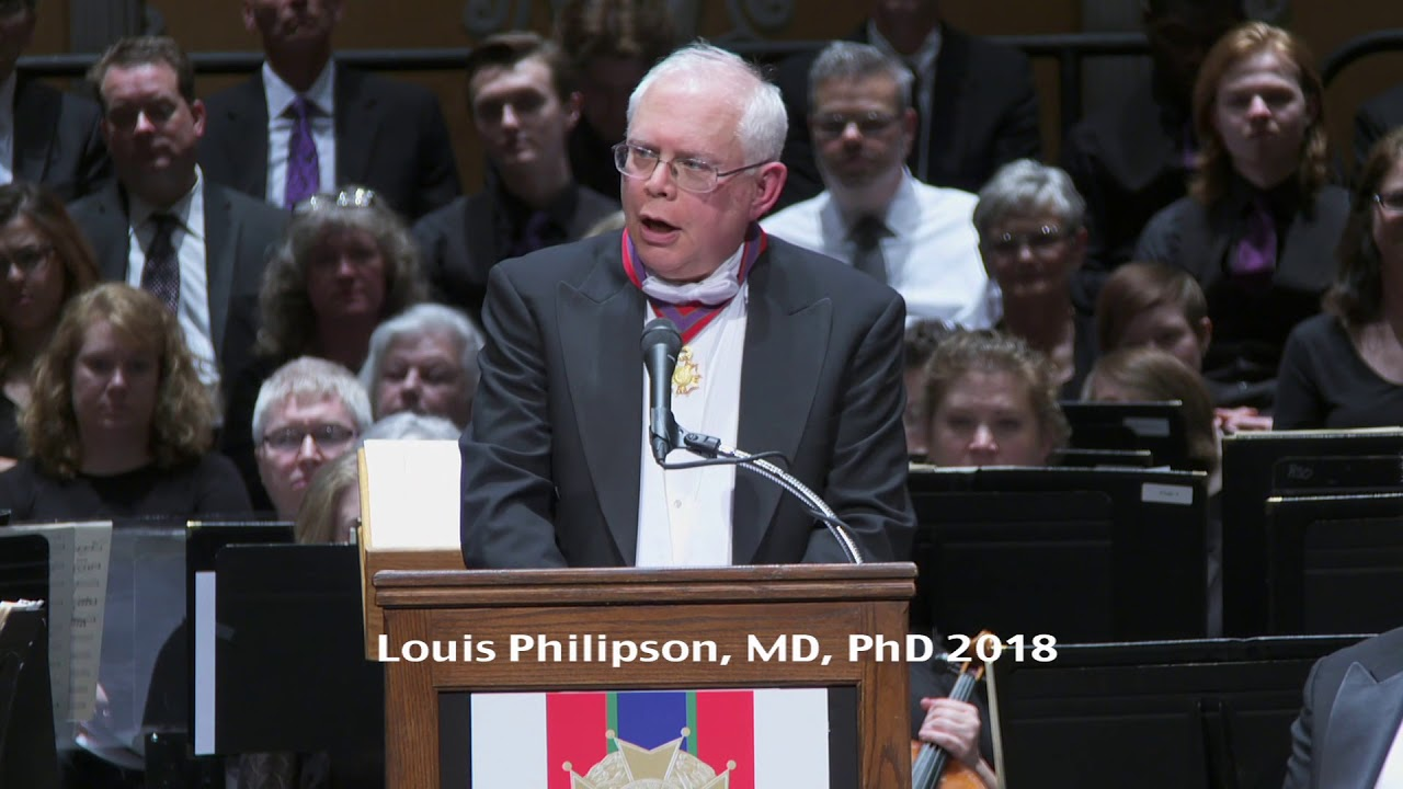 2018 Laureate Acceptance Speeches - The Lincoln Academy of Illinois