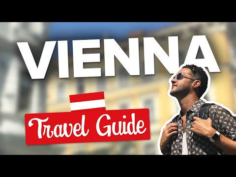 VIENNA TRAVEL GUIDE:  🇦🇹 Best Things to do in the City! Hello Austria