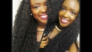 I'M BACK! - LISA VIRGIN HAIR BRAZILIAN CURLY (ALIEXPRESS) ♥