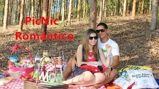 Piquenique Romântico   Especial 2 Anos de Casados Leandro e Paloma Soares