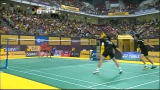 Malaysia Open 2013 - Ko Sung Hyun / Lee Yong Dae vs Goh V Shem / Lim Khim Wah