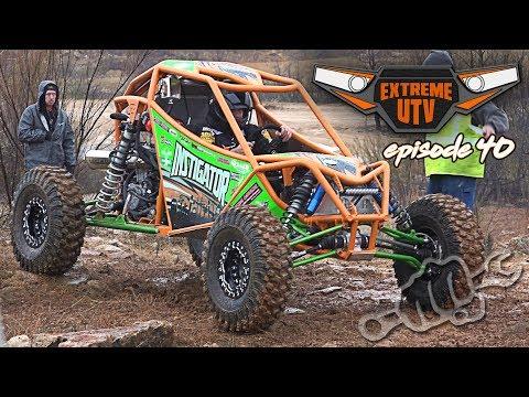 HARDCORE SRRS UTV RACING IN TEXAS - Extreme UTV EP40