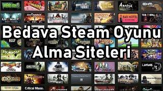 Bedava Steam Oyunu Alma Siteleri