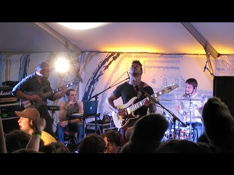 Animals as Leaders Live @ Bonnaroo 2014 (720p)