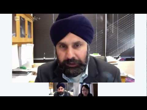 [Live Web Interview] With Prof Meharvan Singh, Professor at UNTHSC
