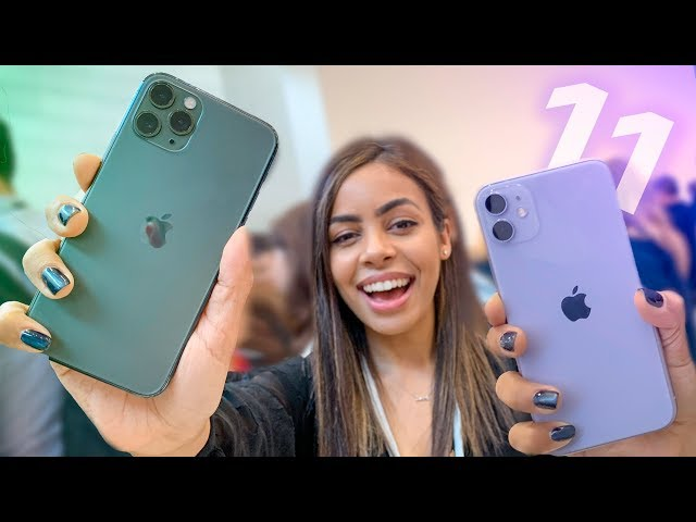 iPhone 11 vs 11 Pro - 48 Hours Later!