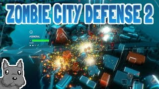 zombie City Defense 2 GamePlay Lets Try ScottDogGaming HD
